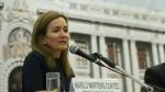 Ministra de Educación es citada al Congreso por currícula escolar 2017 - Noticias de justiniano apaza