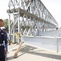 PPK inspeccionará trabajos en puente Bailey en Huachipa