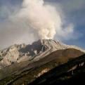 Arequipa: advierten de caída de cenizas ante proceso eruptivo del Sabancaya