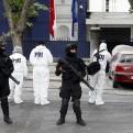 Chile: policía allanó oficinas de OAS en Santiago