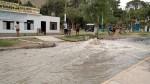 Sedapal cortó el agua en Los Olivos hasta las 8 am en Puente Piedra - Noticias de aniego