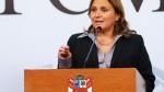 Marisol Pérez Tello: Estamos preparados para encarcelar a expresidentes - Noticias de marisol pérez tello