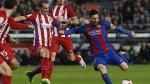 Barcelona avanzó a final de la Copa del Rey tras empatar con el Atlético - Noticias de fernando gomes