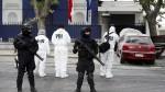 Chile: policía allanó oficinas de OAS en Santiago - Noticias de lampa