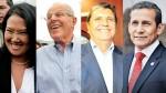 Caso Nadine Heredia: fiscal citó a PPK, Keiko, Humala y Alan García - Noticias de gasoducto sur peruano
