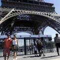 París instalará un muro de cristal antibalas en la Torre Eiffel