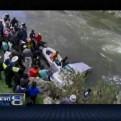 Junín: cuatro muertos dejó caída de vehículo al río