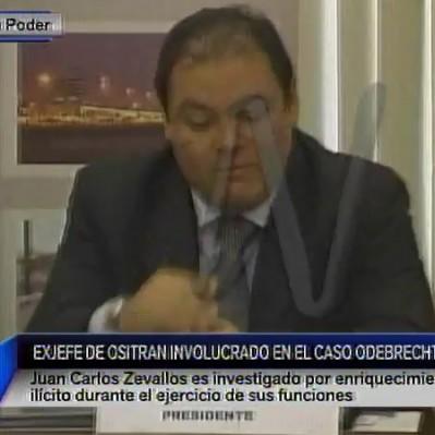 Odebrecht: exjefe de Ositran es vinculado al megacaso de corrupción