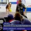 SJL: balacera deja dos personas muertas y un herido grave