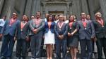 Poder Judicial: presentan a 14 magistrados del sistema anticorrupción - Noticias de cnm