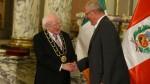 Perú e Irlanda fortalecerán sus lazos con nueva embajada en Dublín - Noticias de college lima