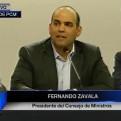 Zavala: Procedimiento que existe contra Alejandro Toledo es la extradición