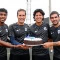 Alianza Lima: el festejo del plantel por los 116 años de fundación