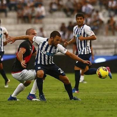 Alianza Lima igualó 2-2 con Municipal en Matute por el Torneo de Verano