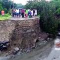 Piura: 10 mil personas quedan incomunicadas tras forado en Tambo Grande