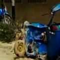 Cajamarca: tres personas mueren en un múltiple choque entre 8 vehículos