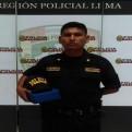 Independencia: Suboficial que abatió al atacante fue condecorado hoy por la PNP