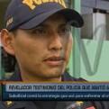 Independencia: policía dio detalles de cómo enfrentó a Eduardo Romero