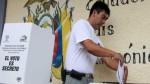 Elecciones en Ecuador: embajada en Lima promueve jornada solidaria para Perú - Noticias de alimentos perecibles