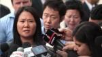 Keiko Fujimori: Siempre damos la cara ante investigaciones sin fundamento - Noticias de odebrecht