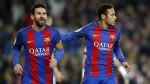 Barcelona venció 2-1 al Leganés sobre el final por la Liga española - Noticias de diego morales