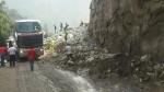 Matucana: tres personas murieron tras caída de huaico en la Carretera Central - Noticias de viajes