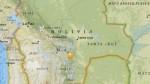 Sismo de 6,5 grados de magnitud se sintió en Bolivia - Noticias de temblor
