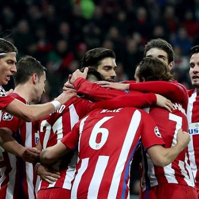 Atlético de Madrid superó 4-2 al Leverkusen en Alemania por Champions