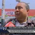 Independencia: Fiscalizador ayudó a policía abatir a Romero Nauypay