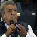 Ecuador: oficialista Moreno obtiene 39.33% de los votos al 98.5% del escrutinio