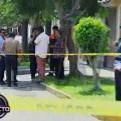 Balacera en Surco dejó un muerto