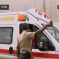 Lluvia en Lima: motociclista fue atropellado por camión en Breña