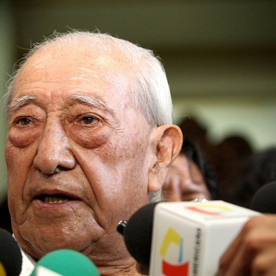 Isaac Humala dice estar decepcionado de su hijo Ollanta