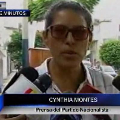Montes: Barata solo busca ganar un beneficio penal con sus revelaciones