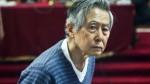 Alberto Fujimori: Justicia chilena aceptó ampliar extradición del expresidente - Noticias de alberto fujimori