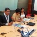 Fiscalía realizó diligencia en oficinas de Graña y Montero
