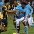 Sporting Cristal perdió invicto en Huaraz: cayó 2-1 ante Sport Rosario