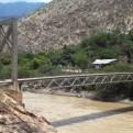 Cajamarca: 4 muertos dejó colapso de puente Chacanto