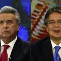 Elecciones en Ecuador: Lasso aventaja por 4 puntos a Moreno en sondeo