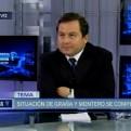 Juan Mendoza comentó la situación de Graña y Montero