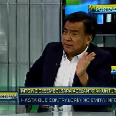 Velásquez Quesquén: La mayoría de la bancada apoya interpelación a Vizcarra