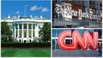 EE.UU.: impiden el ingreso de CNN y el NY Times a sesión en la Casa Blanca - Noticias de fbi