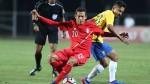 Perú fue goleado 3-0 por Brasil en su debut en el Sudamericano Sub 17 - Noticias de cruz mauricio