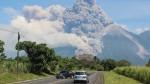 Guatemala: volcán de Fuego entra en erupción y advierten cenizas en la capital - Noticias de venezuela