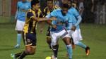 Sporting Cristal perdió invicto en Huaraz: cayó 2-1 ante Sport Rosario - Noticias de estadio san carlos