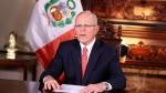 PPK: aprobación presidencial cae a 29 % en febrero - Noticias de promesas