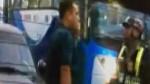 Denuncian que policía dejó ir a conductor que chocó un vehículo - Noticias de policía nacional