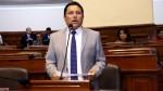 Congreso: recomiendan suspender durante 30 días a Elías Rodríguez por plagio - Noticias de elías rodríguez