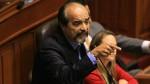 Mauricio Mulder anuncia que presentará acusación constitucional contra Pari - Noticias de luis iberico