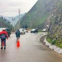 Carretera Central fue reabierta tras trabajos de limpieza